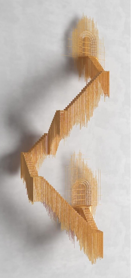 David Moreno Wire Sculptures
