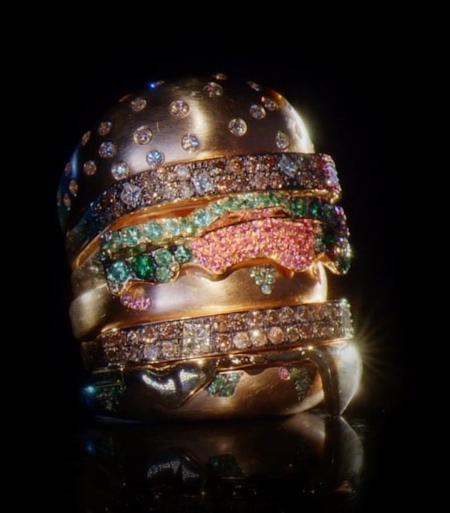 Bling Mac Ring
