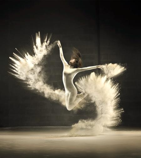 Powdered Milk Dancer