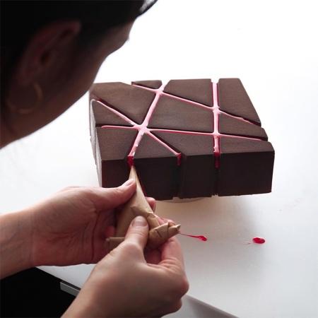 Dinara Kasko Futuristic Cakes