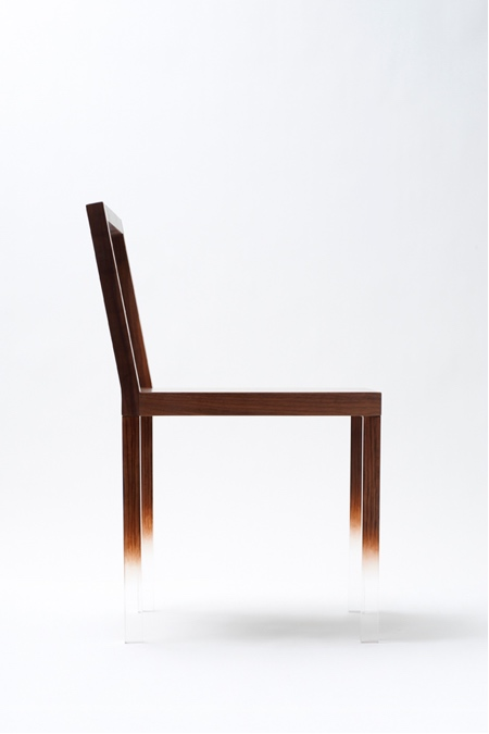 Nendo Fadeout Chair