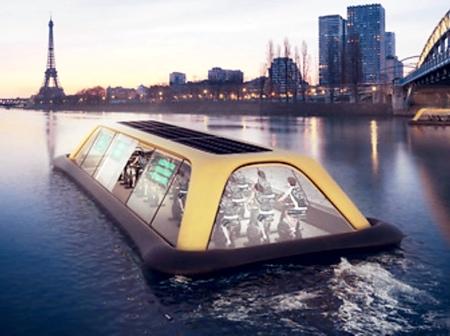 Floating Gym Boat