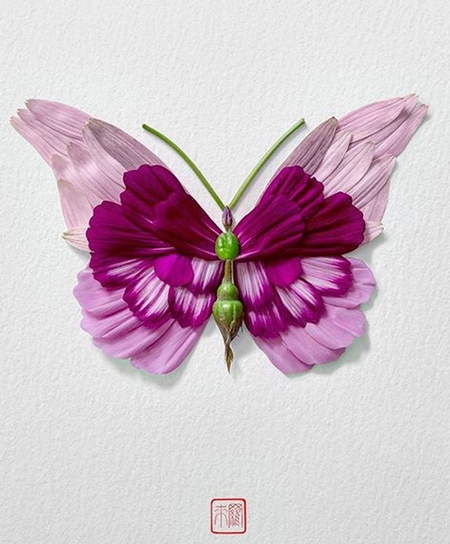 Raku Inoue Flowers