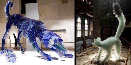 Broken Glass Animals