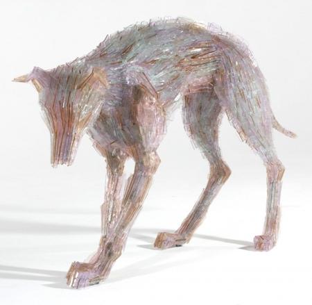 Marta Klonowska Broken Glass Animals