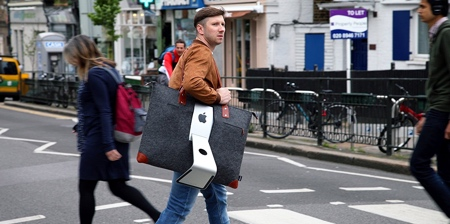 Travel Bag for 27-inch iMac