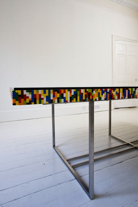 Cormac Browne LEGO Table