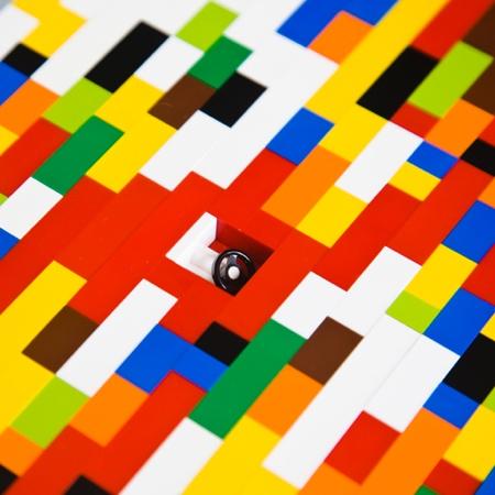 abgc LEGO Table