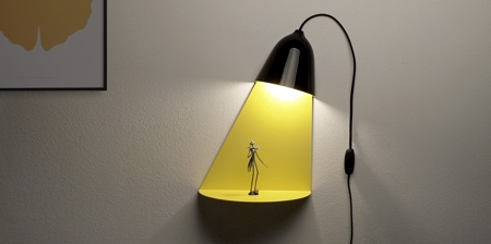 Lamp Shelf
