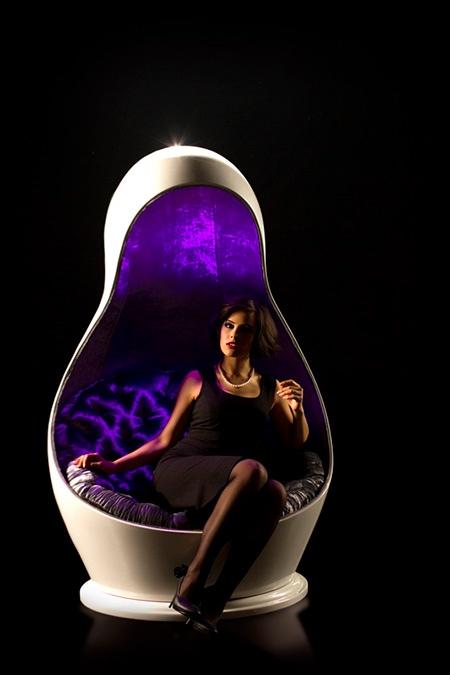 Matryoshka Doll Chair