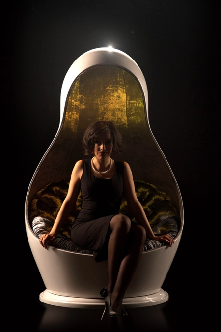 Russian Doll Chair