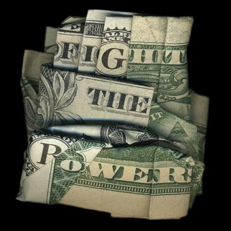 Dan Tague Money Art