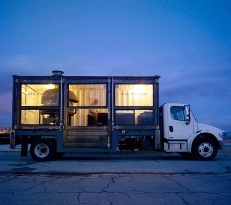 San Francisco Pizza Truck