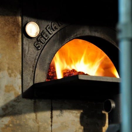 Pizzeria Truck