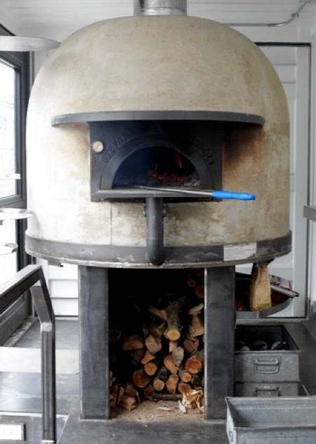 Pizzeria Food Truck