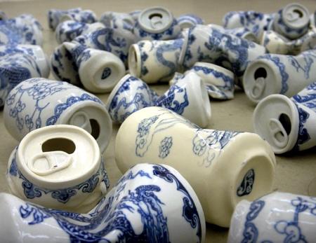 Lei Xue Porcelain Cans