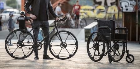 Revolve Folding Wheel