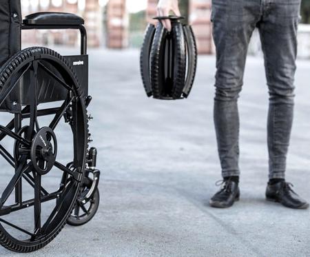 Foldable Wheel