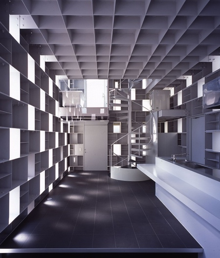 Cell Bricks House