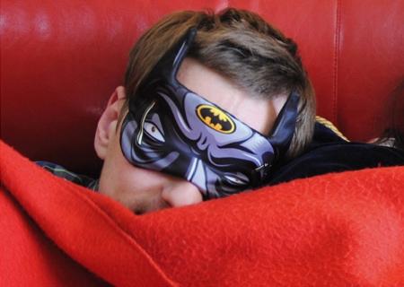 Superhero Sleeping Masks