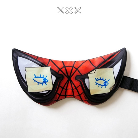 Spider-Man Eye Mask