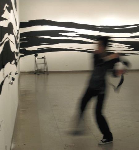 Korean Artist Sun K Kwak