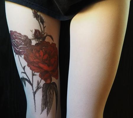 TATUL Tattoo Tights