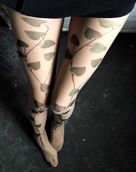 Tattoo Stocking