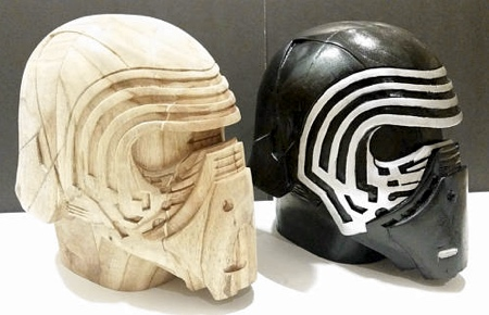 Wood Star Wars