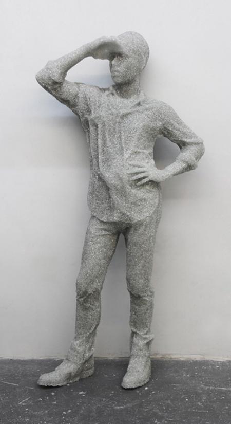 Daniel Arsham Sculptures