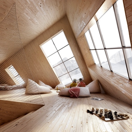 Atelier 8000 Cube House