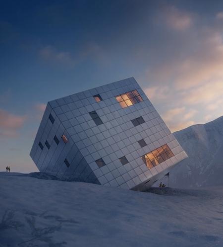 Cube House Slovakia