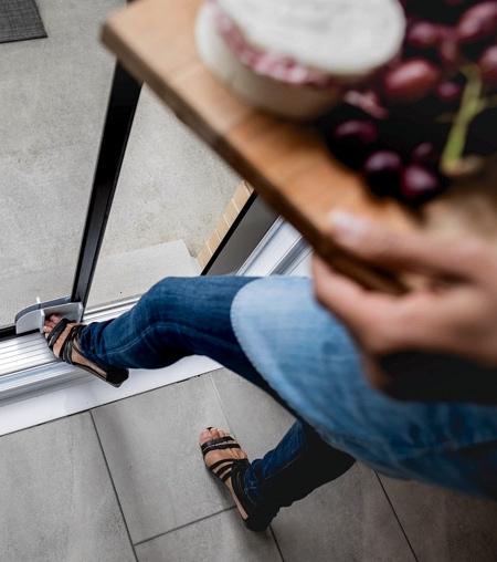 Patio Door Opener