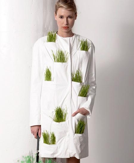 Plants Raincoat