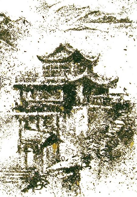 Tea Painting