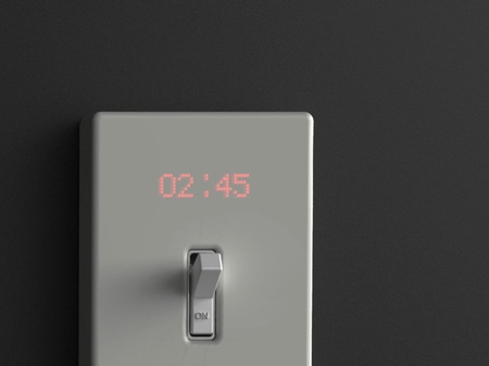 Light Switch Time