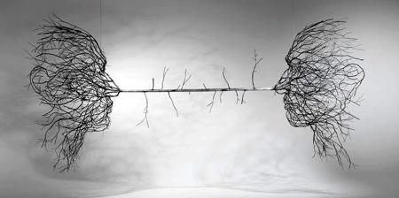 Tree Root Sculptures