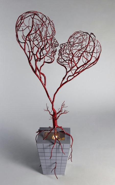 Kim Sun-Hyuk Tree Root Sculptures