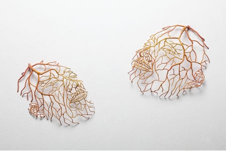 Kim Sun-Hyuk Root Sculptures