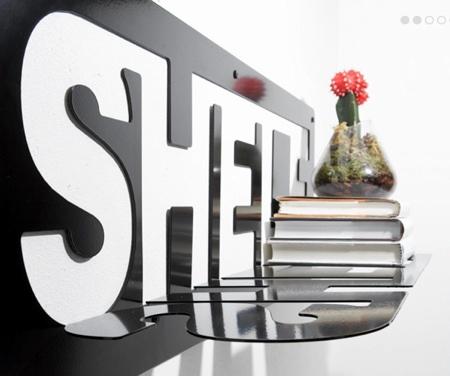 Type Shelf