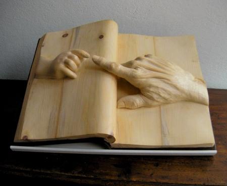 Nino Orlandi Wooden Books
