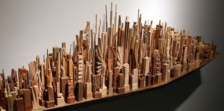 Wooden Cities