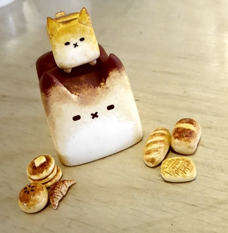Bread Cat Toys
