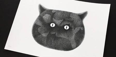 Cats by Kamwei Fong