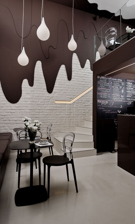 Chocolate Walls