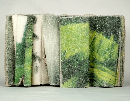 Crystallized Book
