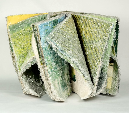 Alexis Arnold Crystallized Book