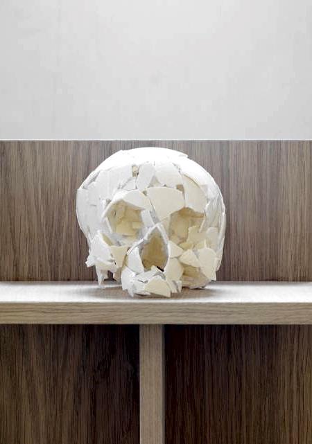 Egg Shell Skull