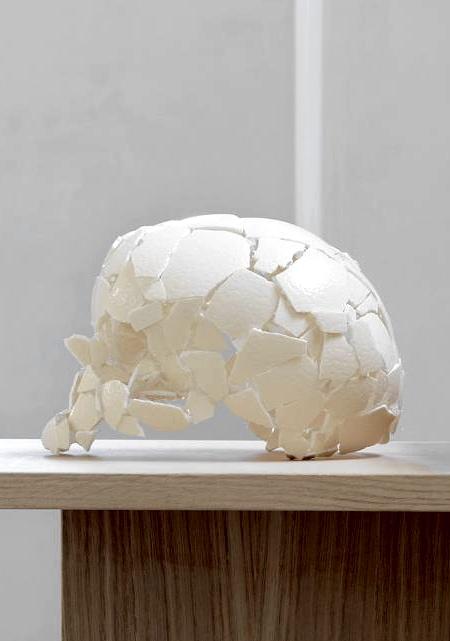 Christian Gomzenbach Skull