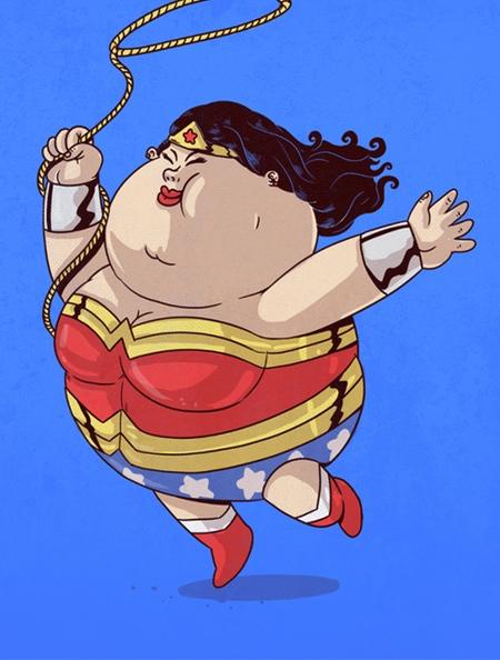 Alex Solis Superhero